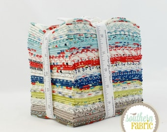 Sunday Drive - 29 Fat Quarter Bundle (43070AB) by Pat Sloan for Moda