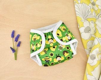 BUMBLE nelpe diaper cover, size one