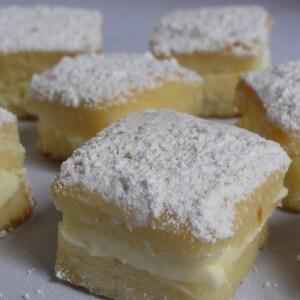 12 pieces pastries,  lemon cream  filled pastries, lemon buttercream pastries, tea pastries,pastries,tiny buttercream pastries,le petit four