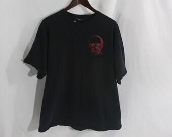 Vintage Band T Shirt Sinister Jane's Metal