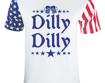 Dilly Dilly 4th Of July America T-Shirt