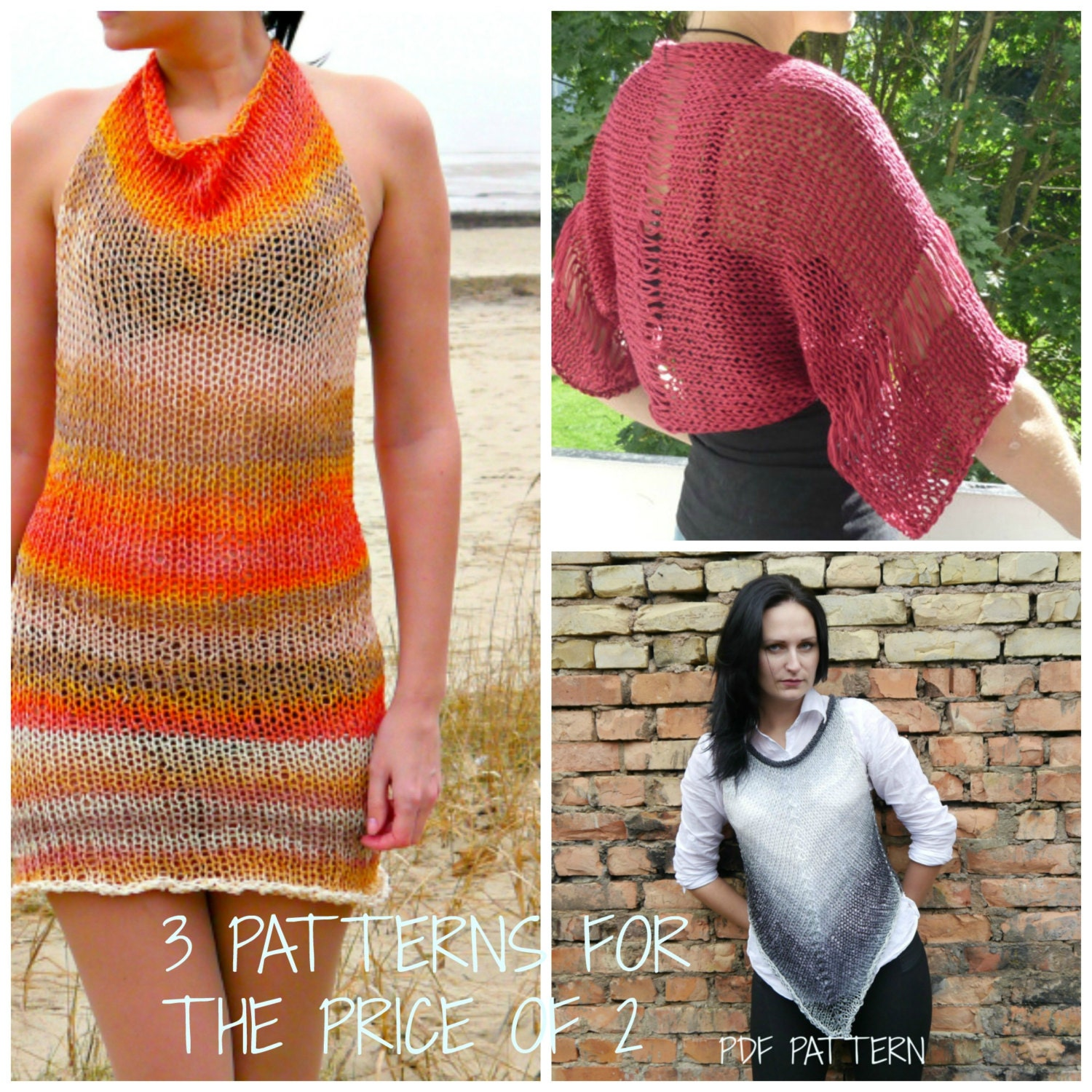 Knitting Pattern pdf, Free Knitting Pattern, Knitting Pattern Top ...