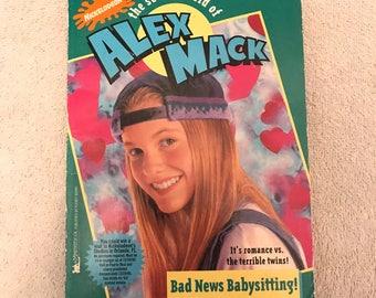 The Secret World Of Alex Mack Book