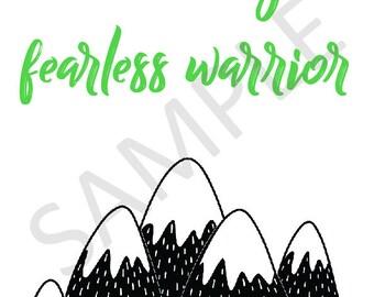 Fearless Warrior