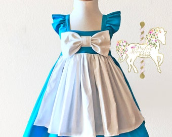Belle Dress | Beauty and the Beast | Belle Princess Dress | Princess Dress | Provincial Belle | Princess Birthday Party | Belle Costume