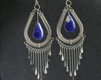 Ethnic Earrings tribal earrings boho earrings gypsy earrings ethnic jewelry bohemian earrings tribal jewelry earrings hippie earrings