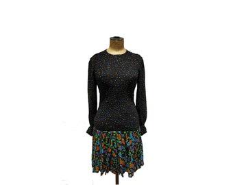 Vintage Emanuel Ungaro Summer Dress 1970