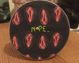 NOPE Embroidery