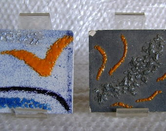 ceramic and glass