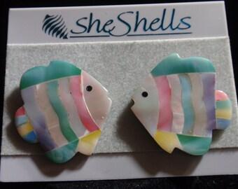 She Shells Earrings