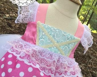 Little Bo Peep Tutu Dress - Bo Peep Costume - Bo Peep Dress