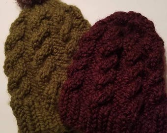 Bianca Cabled winter hat