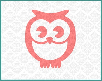 Owl svg, Owl svgs, Simple Owl svg, Owl shirt svg,owl cricut files, owl svg files, owl silhouette files, owls svg, Cricut, silhouette, file