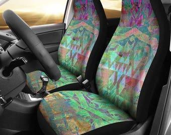 Boho Dreams Car Seat Covers 5, Car Accessory, Car Accessory For Woman, Seat  Cover For Car, Seat Cover, Boho Decor, Boho Car Seat Cover,