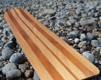 Premium Bellyboard hand made using Sapele and Okoume wood