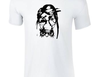Hand Made Design Masliba T-shirt