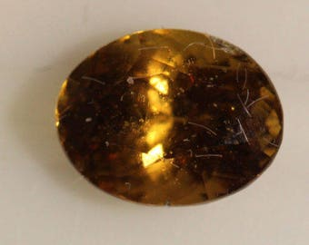 Pink Sapphire 1.038cts Oval Cut 6.00 x 5.00mm Madagascar H9 Y9395 Gem Loose Faceted Gemstone Collector Gemology Gemological