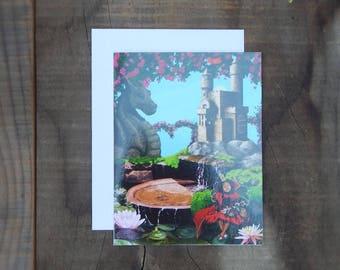 Fairy Notecard - Heartly