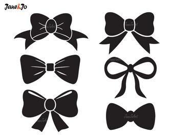 bows clipart etsy rh etsy com clipart bow tie clipart bowling gratuit