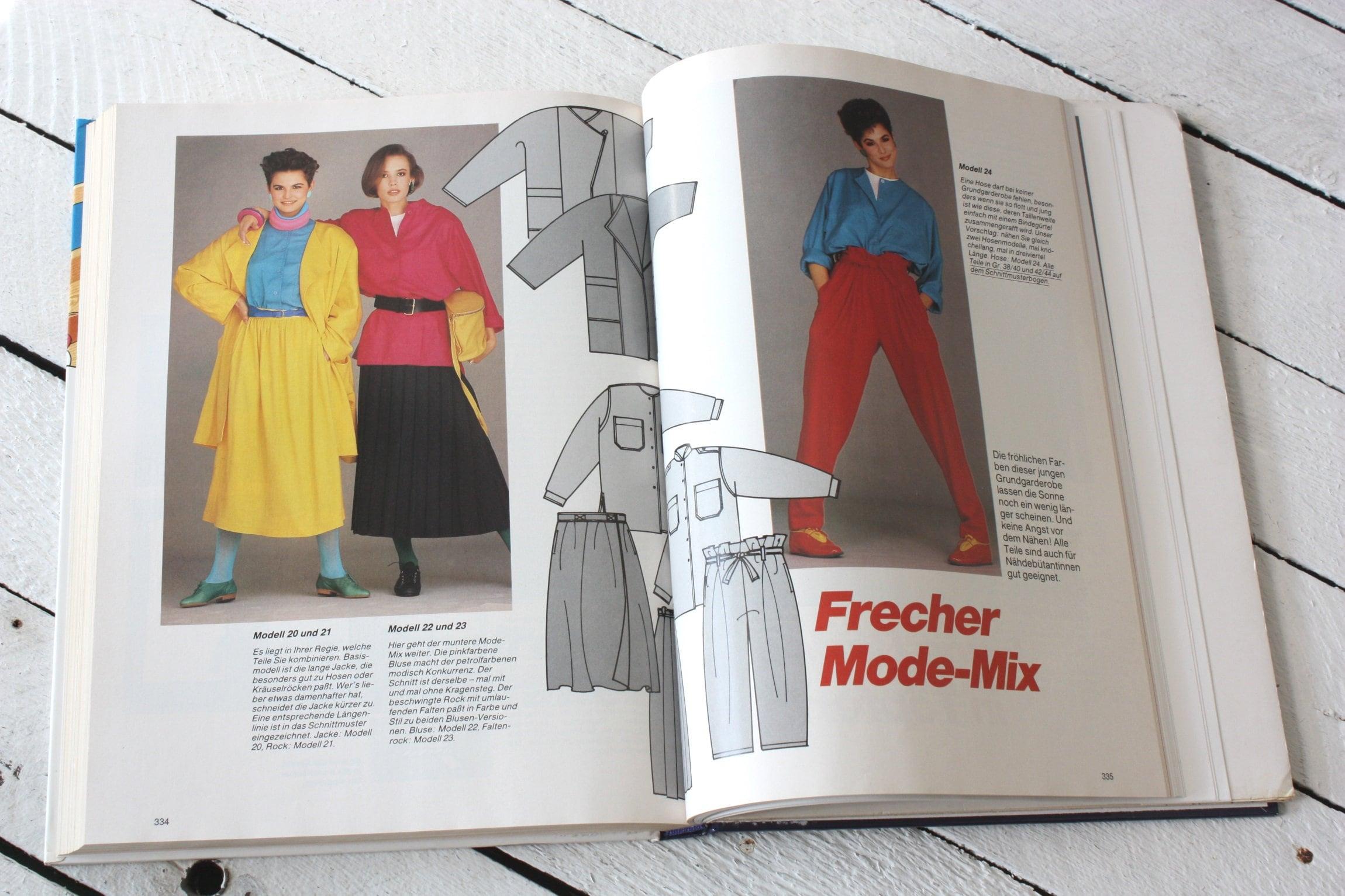 70er 80er Buch der Handarbeiten Stricken Häkeln Nähen