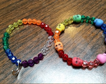 Choice of pride bracelet