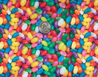 JELLY BEAN, Easter Candy ~ 100% Cotton Fabric ~ Fat Quarter / FQ or Half Yard