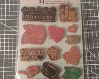 Prima - Cork Stickers