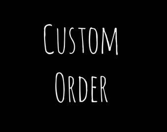 Custom Shirts/Bodysuits- Rachel