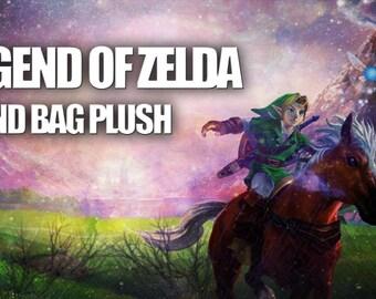 Legend of Zelda MYSTERY PLUSHIES