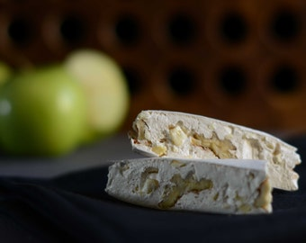 Apple & Cinnamon Nougat 100grm