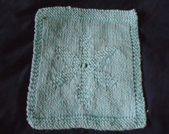 Handmade Cotton Washcloths