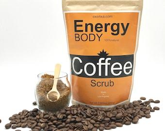 Energy Coffee Body Scrub