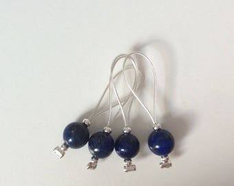 Pearl for the knitting stitch markers