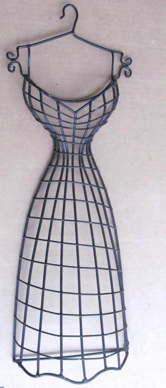 Original Handmade Designed Miniature Steel Wire Mannequin Women\'s ...