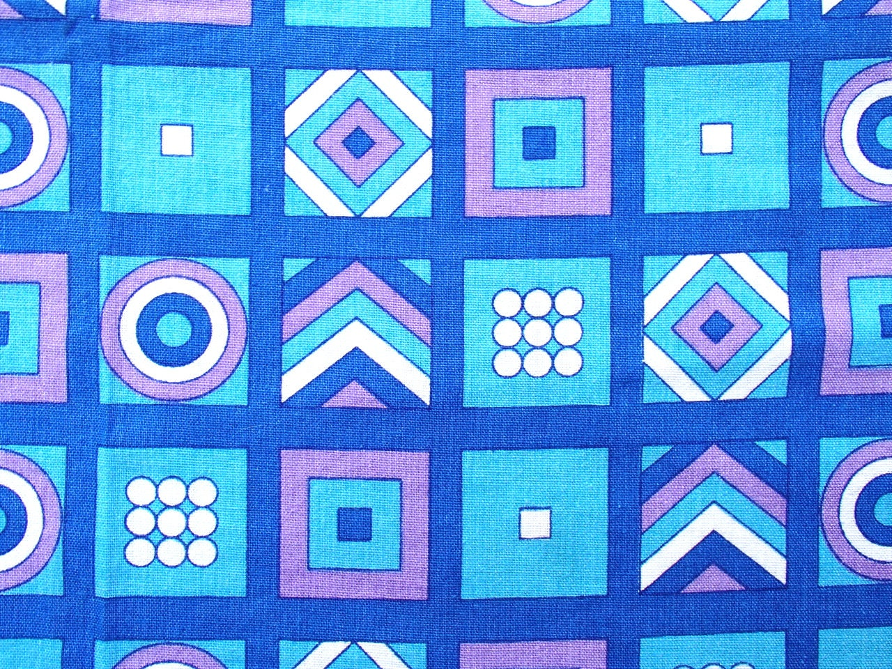 piece of dekoplus vintage fabric square: 115x115cm /