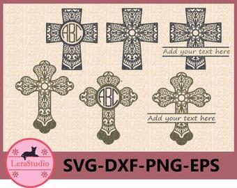 60 % OFF, Cross SVG, Cross Mandala Cut Files, png, eps, dxf, Mandala Cross Svg Files, Cross Pattern svg, SVG Cross, Files For Vinyl Cutters,