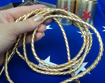 Wonder Woman Costume Accessory Golden Lasso of Truth  LASSO Classic