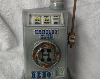 Jim Beam Harold Club Reno slot machine
