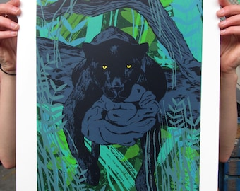 Till Dawn Are We limited edition screen print