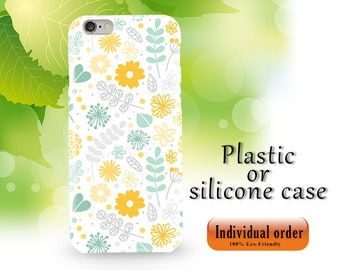Flowers iPhone case iPhone 7 Plus case Flower case Samsung A8 case iPhone 6s case Samsung S9 case Samsung S9 Plus case iPhone X case J7 J5