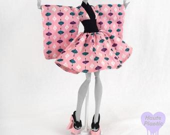 Do Not Purchase see announcementMONSTER DOLL Kimono Wa Lolita Outfit