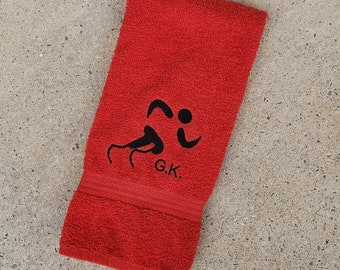 Sweat Towel, Gym Towel, Hand Towel, Paralympics, Adaptive Sports