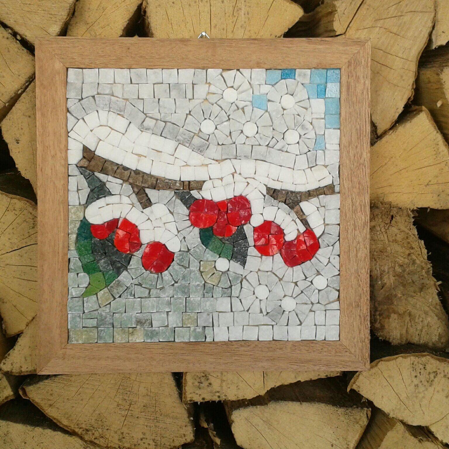 Mosaic craft kit for adults winter mosaic art ideas do it diy kit italian marble murano glass mosaic tiles sold by myrijoy solutioingenieria Choice Image