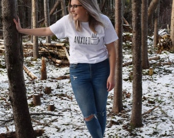 Mental Health Awareness Clothing - Anxiety
