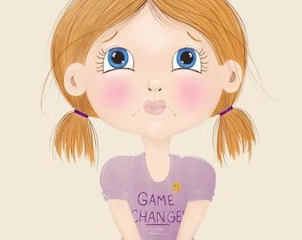 Game Changer - Art Print