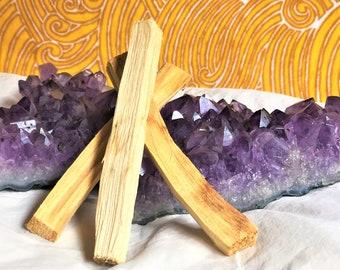 Organic Palo Santo Sticks