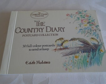 the country diary postcard collection