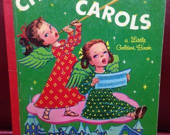 Christmas Carols.  A Little Golden Book