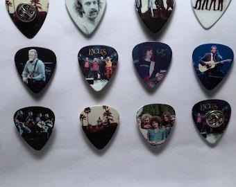 Eagles Guitar Pick Pins