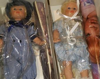 Gunzel Kids by Hildegard Gunzel for Alexander Doll Company
